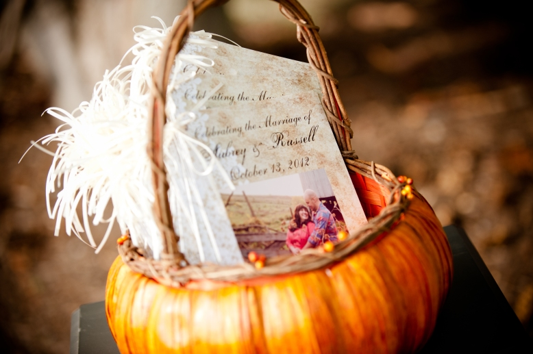 ceremony-programs-pumpkin-basket