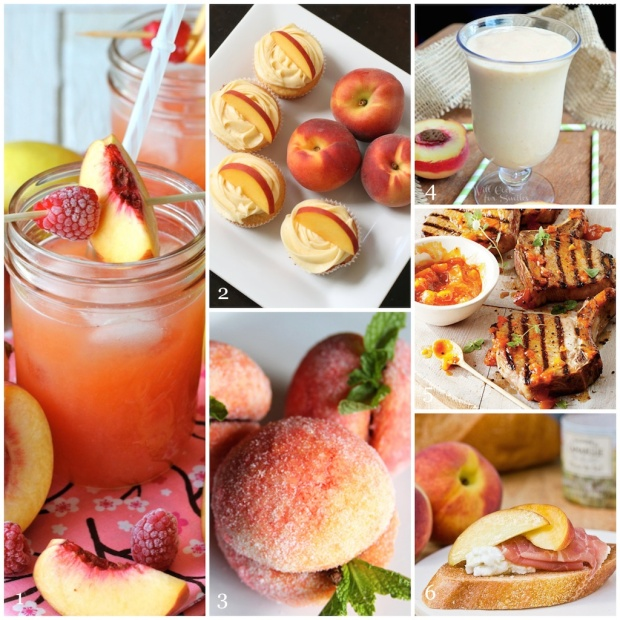 August Is National Peach Month | Life Is Sweet as a Peach