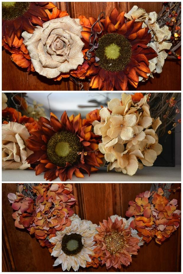 DIY Fall Wreaths | Sweet As a Peach