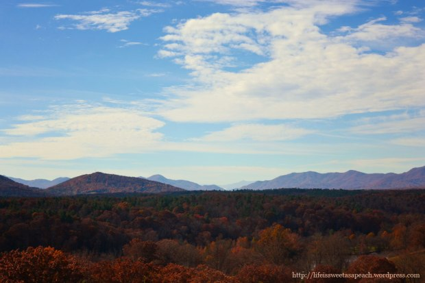 Rolling Appalachian Mountains | Life Is Sweet As A Peach