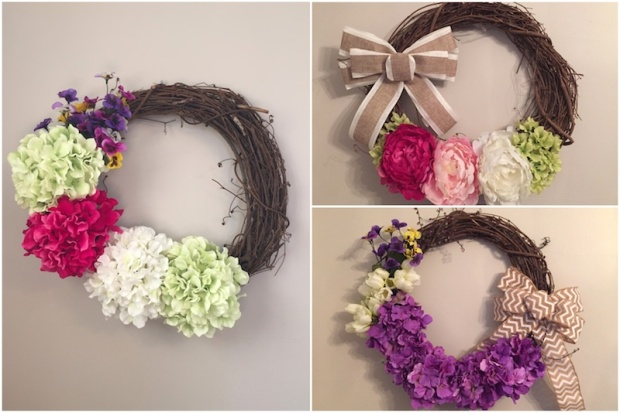 Spring Wreaths | Life Is Sweet As A Peach