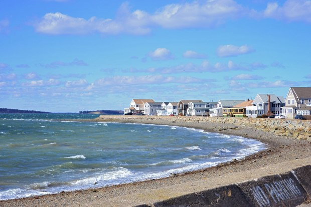 Boston Seashore | Life Is Sweet As A Peach