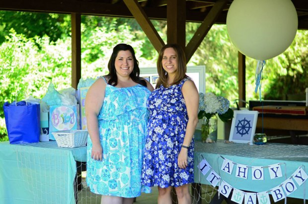Ahoy, It's a Boy Baby Shower for Rachel