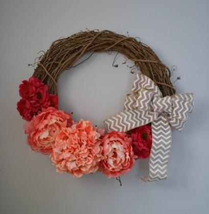 Wreaths   Life Is Sweet As A Peach