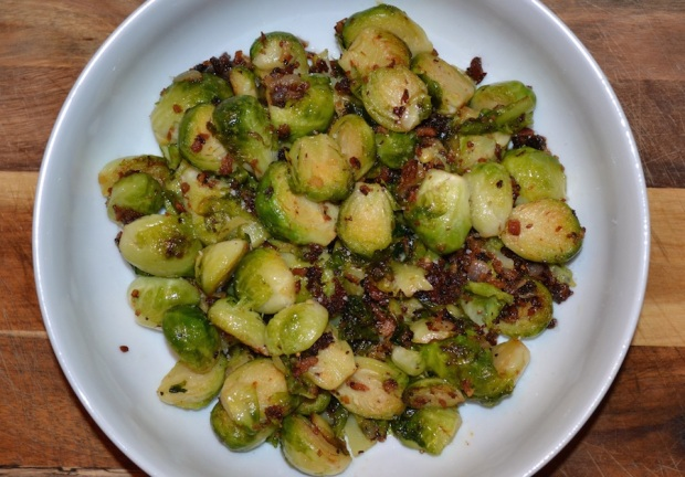 Roasted Brussels Sprouts Recipe | Life Is Sweet As A Peach