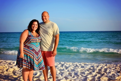 Aubrey & Russell in Destin 2015 | Life Is Sweet As A Peach