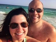 Aubrey & Russell Beach Vacation | Life Is Sweet As A Peach