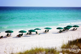 Destin Florida Beach | Life Is Sweet As A Peach