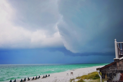 Destin Florida Thunderstorm | Life Is Sweet As A Peach