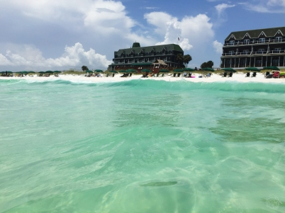 Destin Ocean Photo | Life Is Sweet As A Peach