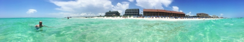 Destin Florida Ocean Photo | Life Is Sweet As A Peach