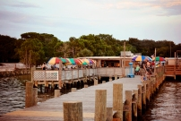 Dewey Destin's Seafood | Life Is Sweet As A Peach