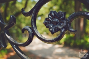 Eden Gardens Pretty Gate | Life Is Sweet As A Peach