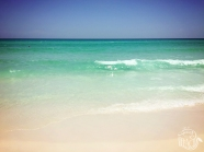 Destin Beach Green Water Photo | Life Is Sweet As A Peach