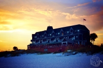 Henderson Beach Inn at Sunset Photo | Life Is Sweet As A Peach