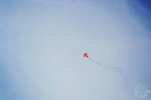 Kite On The Beach | Life Is Sweet As A Peach