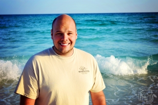 Russell's Beach Portrait | Life Is Sweet As A Peach