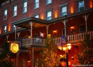The Inn at Jim Thorpe | Life Is Sweet As A Peach