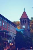 Jim Thorpe PA Clock Tower | Life Is Sweet As A Peach