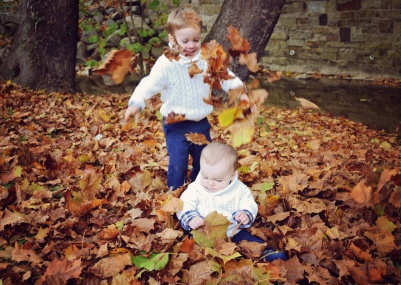 Mingo Creek Fall Family Photoshoot | Life Is Sweet As A Peach