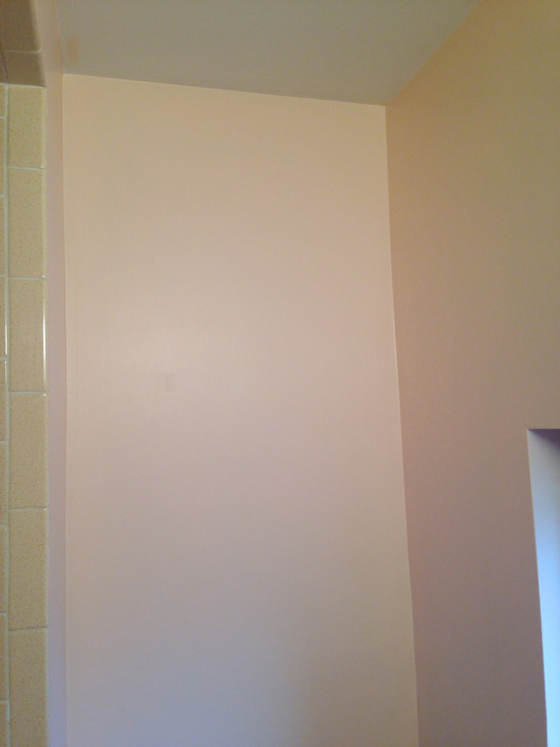 Small Bathroom Makeover Update New Paint Life Is Sweet