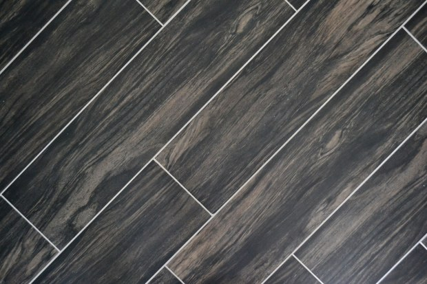 Diagonal Wood Flooring | Life Is Sweet As A Peach