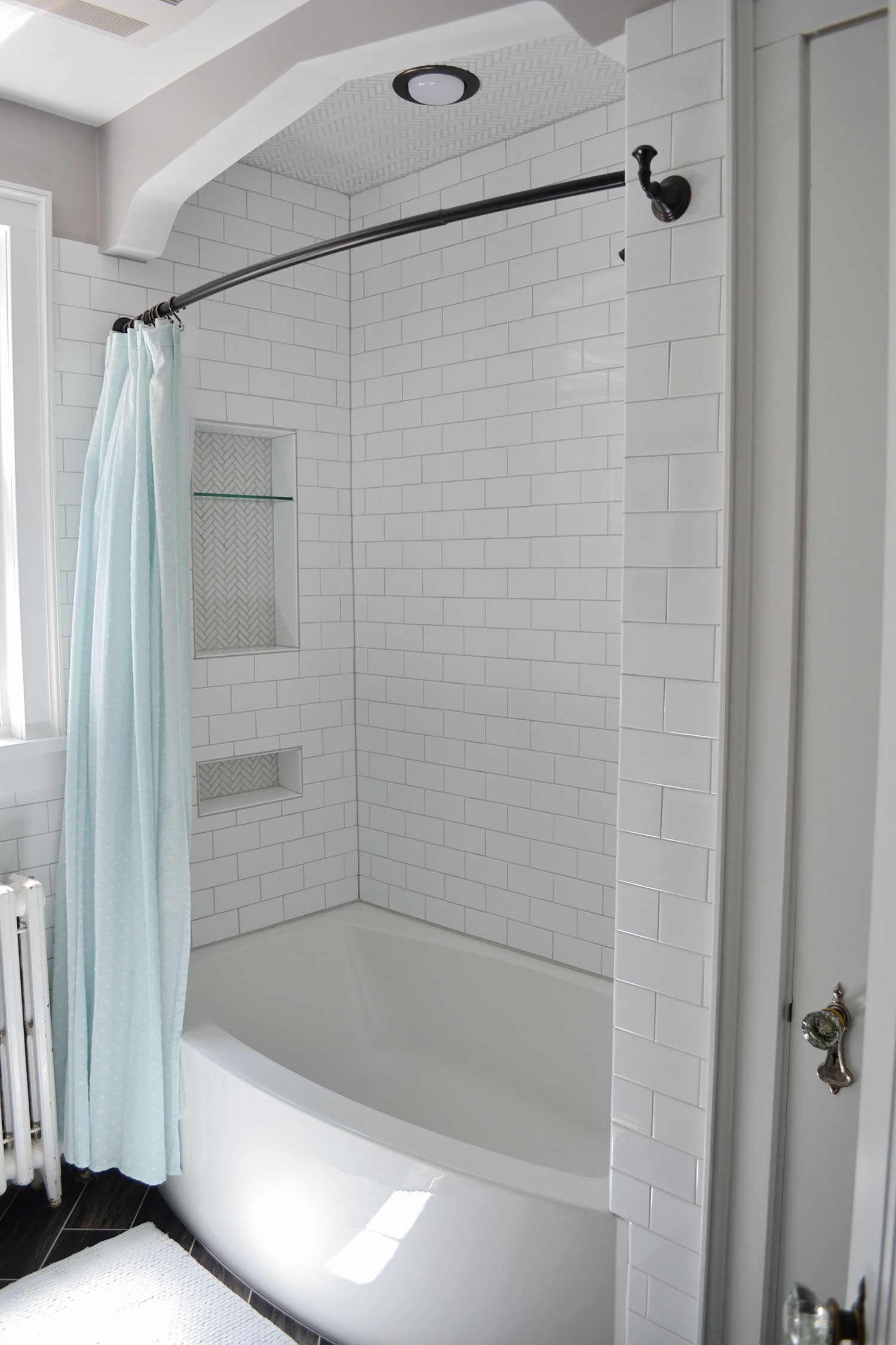Beautiful 1930s Bathroom Remodel – Reveal – Life Is Sweet As A Peach WR29