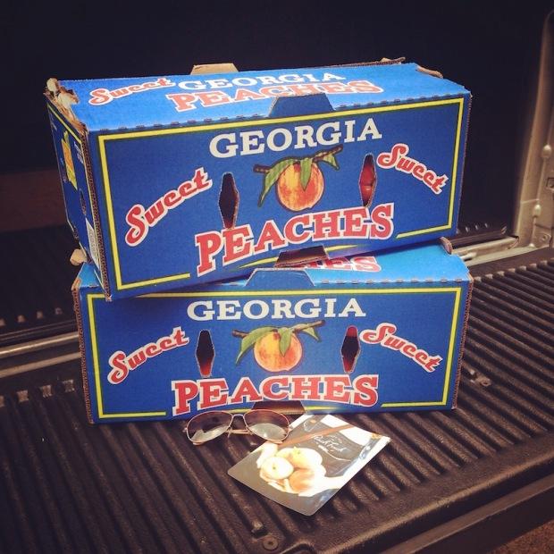 Sweet Georgia Peaches | Life Is Sweet As A Peach