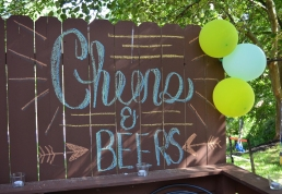 Cheers & Beers Surprise Birthday Party | Life Is Sweet As A Peach